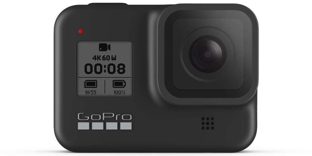Экшн-камера GoPro HERO 8 Black Edition (CHDHX-801-RW)