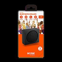 Колонка с Блютуз модулем Acme PS101 Bluetooth portable speaker Black