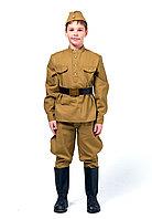Форма солдата для Мальчика (Полный Комплект) на рост 80 См