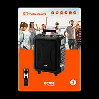 Колонка с Блютуз модулем Acme PS404 Bluetooth portable speaker