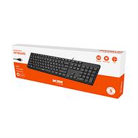 Клавиатура ACME KS07 Slim Keyboard EN/LT/RU, USB