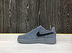 Кроссовки Зимние Nike Air Force 1 Winter (Grey), фото 2