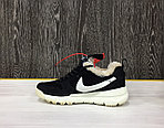 Кроссовки Зимние Nike Mars Yard 2 Low Winter (Black), фото 2