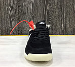 Кроссовки Зимние Nike Mars Yard 2 Low Winter (Black), фото 4