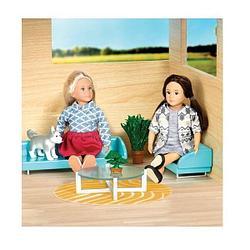 LORI Набор для кукол Мебель для гостиной
