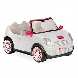 LORI Транспорт для кукол Машина белая