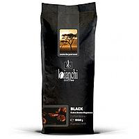 Кофе в зёрнах BIANCHI Black Extra Aroma Espresso, Italy: 70% Arabica + 30% Robusta, 1kg