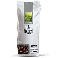 Кофе в зёрнах BIANCHI Silver Espresso: 100% Робуста премиум, 1 кг