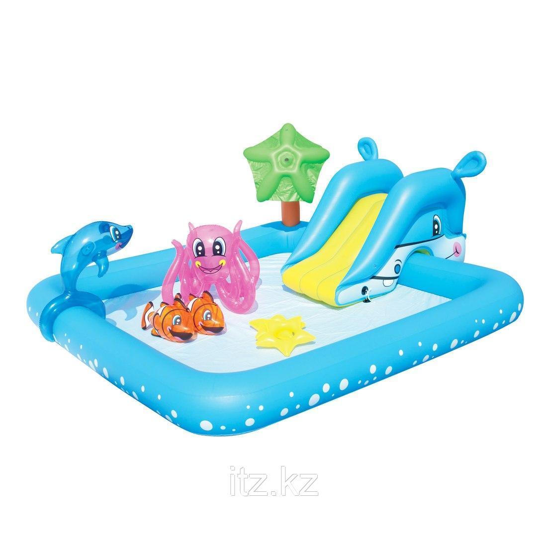Надувной бассейн Bestway 53052 (модель 2020г.)