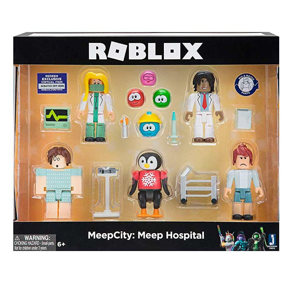 "Roblox Игровой набор Роблокс ""Мипсити: Мип Больница"""