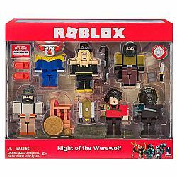 """Roblox Игровой набор Роблокс """"Ночь оборотня"""""""