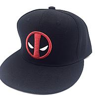 SNAPBACK Deadpool черная