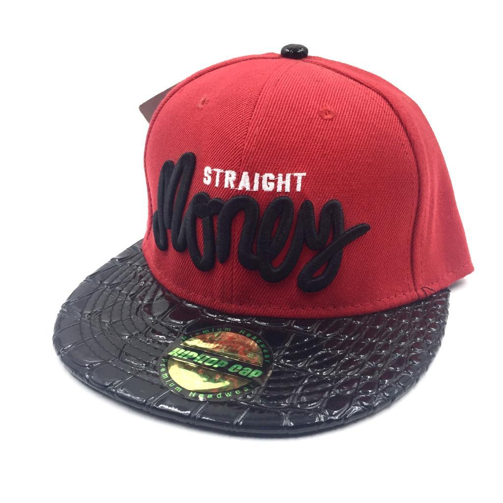 SNAPBACK Straight Money