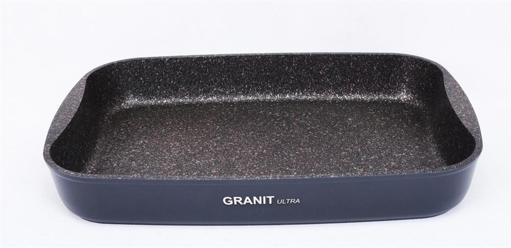 "Противень 365х260х55, АП линия ""Granit Ultra"" (original)"
