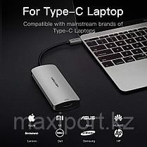 Usb - C Multiconverter to Usb Pd Hdmi конвертор для ноутбука, фото 2