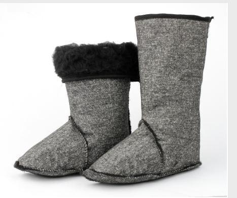 Чулки для утепления обуви на искусственном меху в Алматы, фото 2