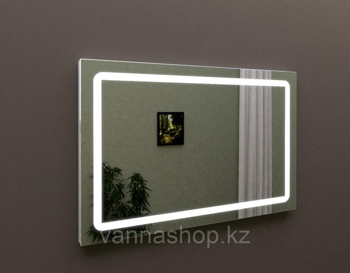 Зеркала с подсветкой Led 120 см на 100 см настенный