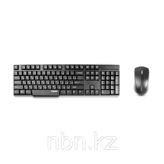 Комплект Клавиатура + Мышь Rapoo 1830