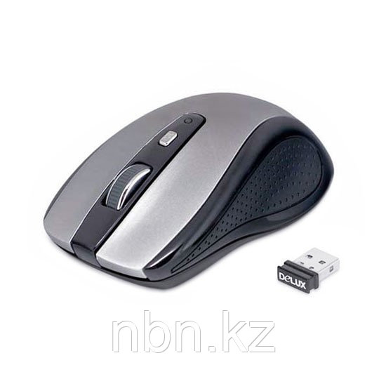 Компьютерная мышь Delux DLM-486LGS