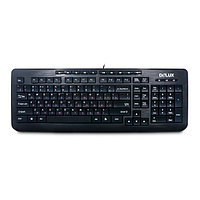 Клавиатура Delux DLK-3100UB, фото 1
