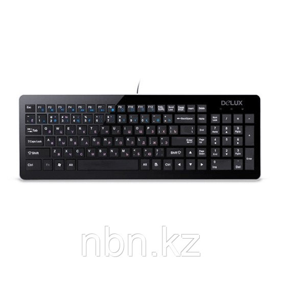 Клавиатура Delux DLK-1500UB
