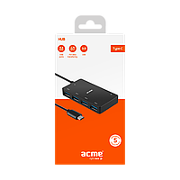 ЮСБ хаб ACME HB530 Hub, USB type-C
