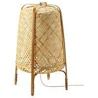 Светильник напольный КНИКСХУЛЬТ бамбук ИКЕА, IKEA