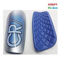 Футбольные щитки CR7 (Цвет Синий)