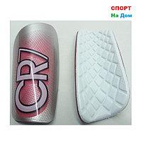 Футбольные щитки CR7 (Цвет Розовый)