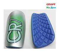 Футбольные щитки CR7 (Цвет Зеленый)