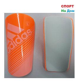 Футбольные щитки Adidas (Цвет Оранжевый)