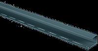 """J-планка торцевая3,05м. Серо-голубой """"Альта-Профиль"""""""
