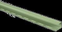 """J-планка торцевая3,05м. Салатовый """"Альта-Профиль"""""""