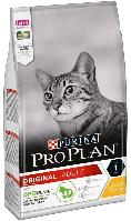 Сухой корм для стерилизованных кошек ПроПлан с курицей