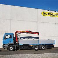 Крано-манипуляторная установка Palfinger PK 10000 Performance