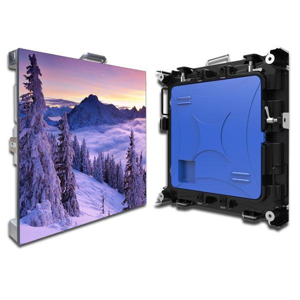 Светодиодный экран Р4 полноцветный уличный