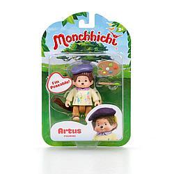 Фигурка Monchhichi Артус с аксессуаром 81521