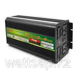 Инвертор преобразователь 12 220 SMART 2000 Вт с функцией зарядки и UPS