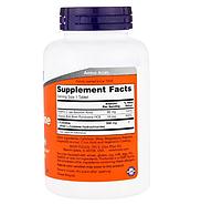 Now Foods, L-цистеин, 500 мг, 100 таблеток, фото 2