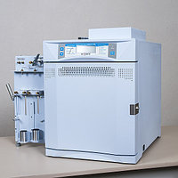 Б/У Газовый хроматограф Хромос 1000 с двойным ДТП (TCD) детектором
