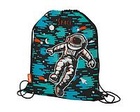Мешок для обуви Seventeen Космонавт. Размер: 43х34х1 см.