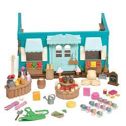 Li'l Woodzeez Игровой набор Продуктовый Магазин