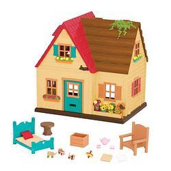 Li'l Woodzeez Игровой набор Загородный дом