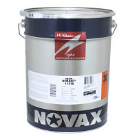 Грунт-эмаль новакс 11518 серый ral 7040 (18 кг)