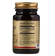 Solgar, Хелатная медь, 100 таблеток, фото 2
