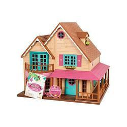 Li'l Woodzeez Игровой набор Большой коттеджный дом