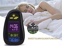 Домашняя цифровая метеостанция SITITEK