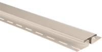 """Н-планка соединительная 3,05м. Бежевый """"Альта-Профиль"""""""