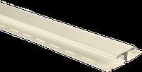 """Н-планка соединительная 3,05м. Белый """"Альта-Профиль"""""""