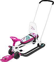 Снегокат Тимка спорт 6 ТС6/Б бабочки с механизмом выдвижных шасси, фото 1